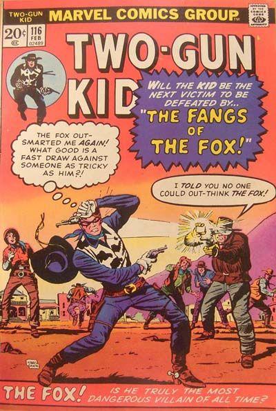 Two-Gun Kid Vol 1 116