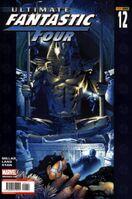 Ultimate Fantastic Four (ES) Vol 1 12