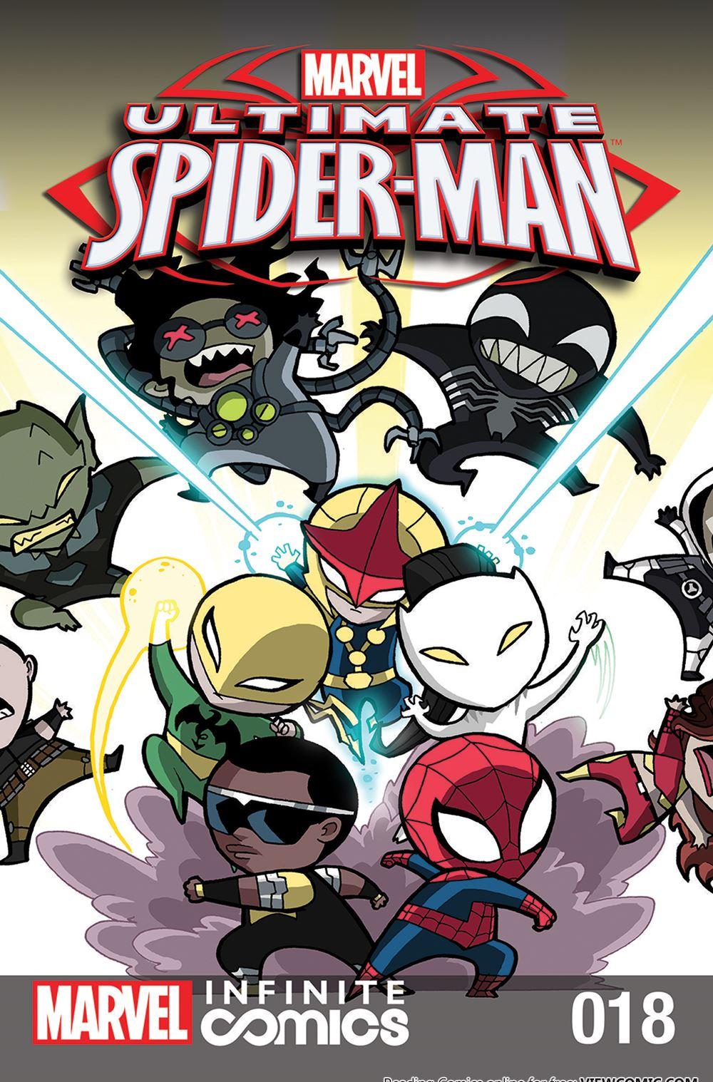 Ultimate Spider-Man Infinite Comic Vol 1 18
