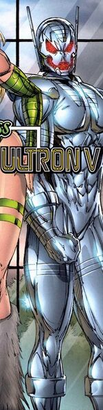 Ultron V (Onslaught Reborn) (Earth-616)