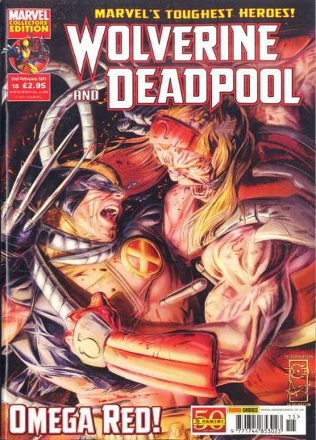 Wolverine and Deadpool Vol 2 15
