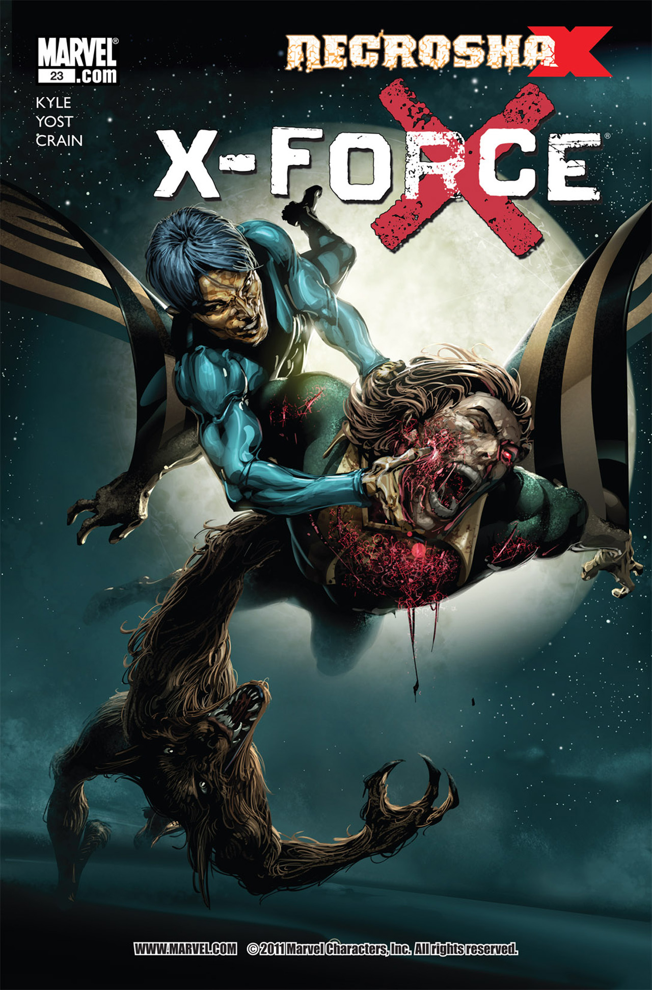 X-Force Vol 3 23