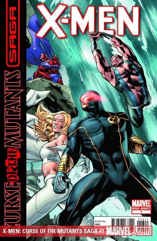X-Men: Curse of the Mutants Saga Vol 1 1