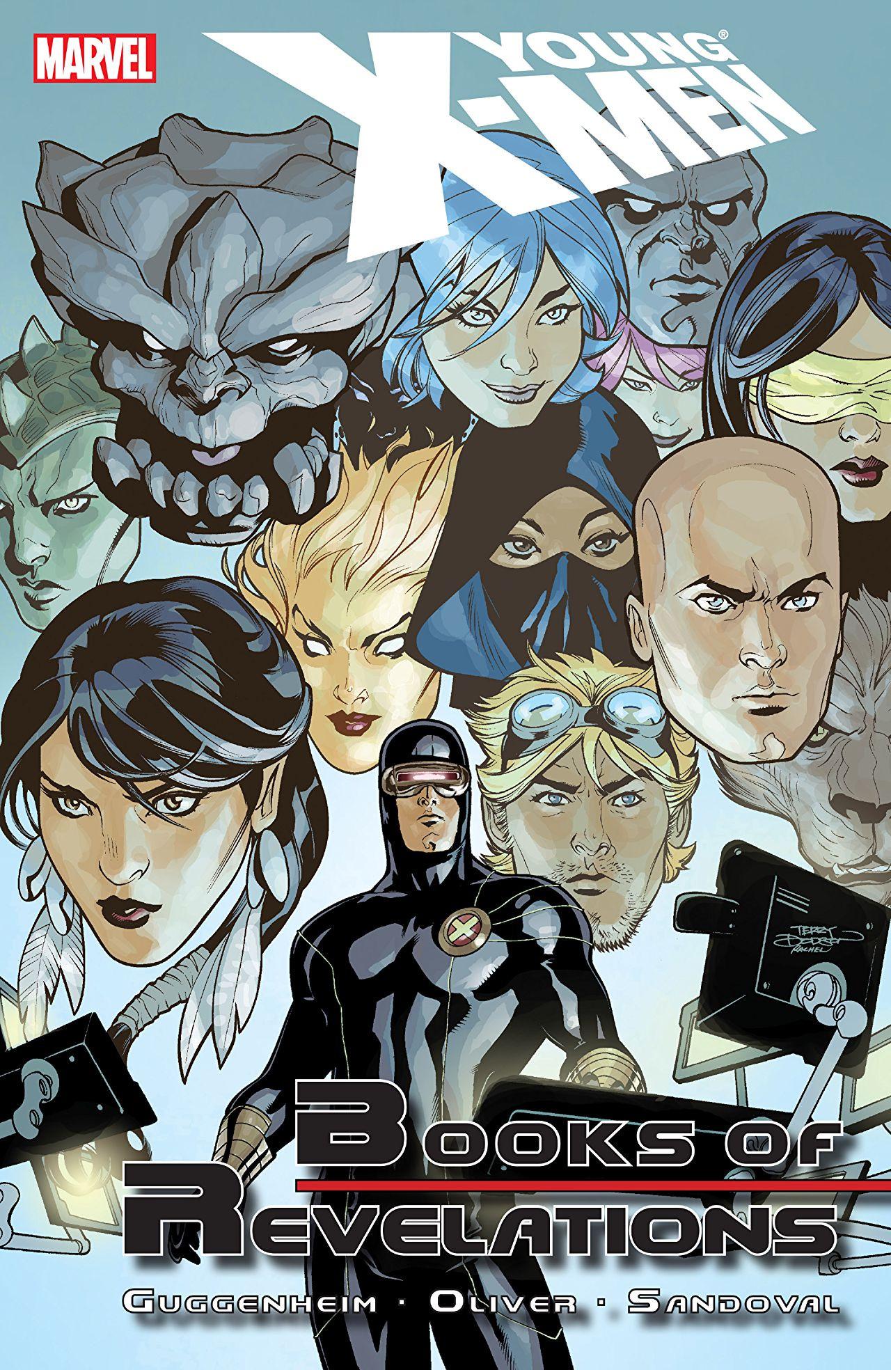 Young X-Men TPB Vol 1 2: Book of Revelations