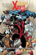 Amazing X-Men TPB Vol 1 1 The Quest for Nightcrawler