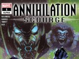 Annihilation - Scourge Alpha Vol 1 1