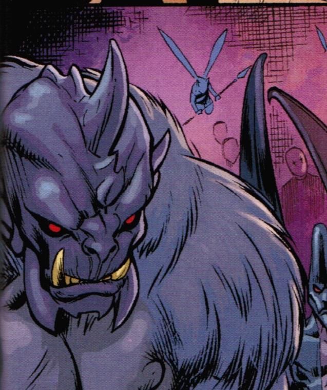 Bestial (Earth-616)