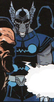 Beta Ray Bill (Project Doppelganger LMD) (Earth-616) from Spider-Man Deadpool Vol 1 31 001.jpg