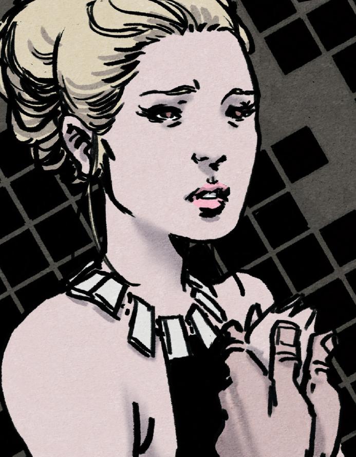 Brenda Swanson (Earth-616)