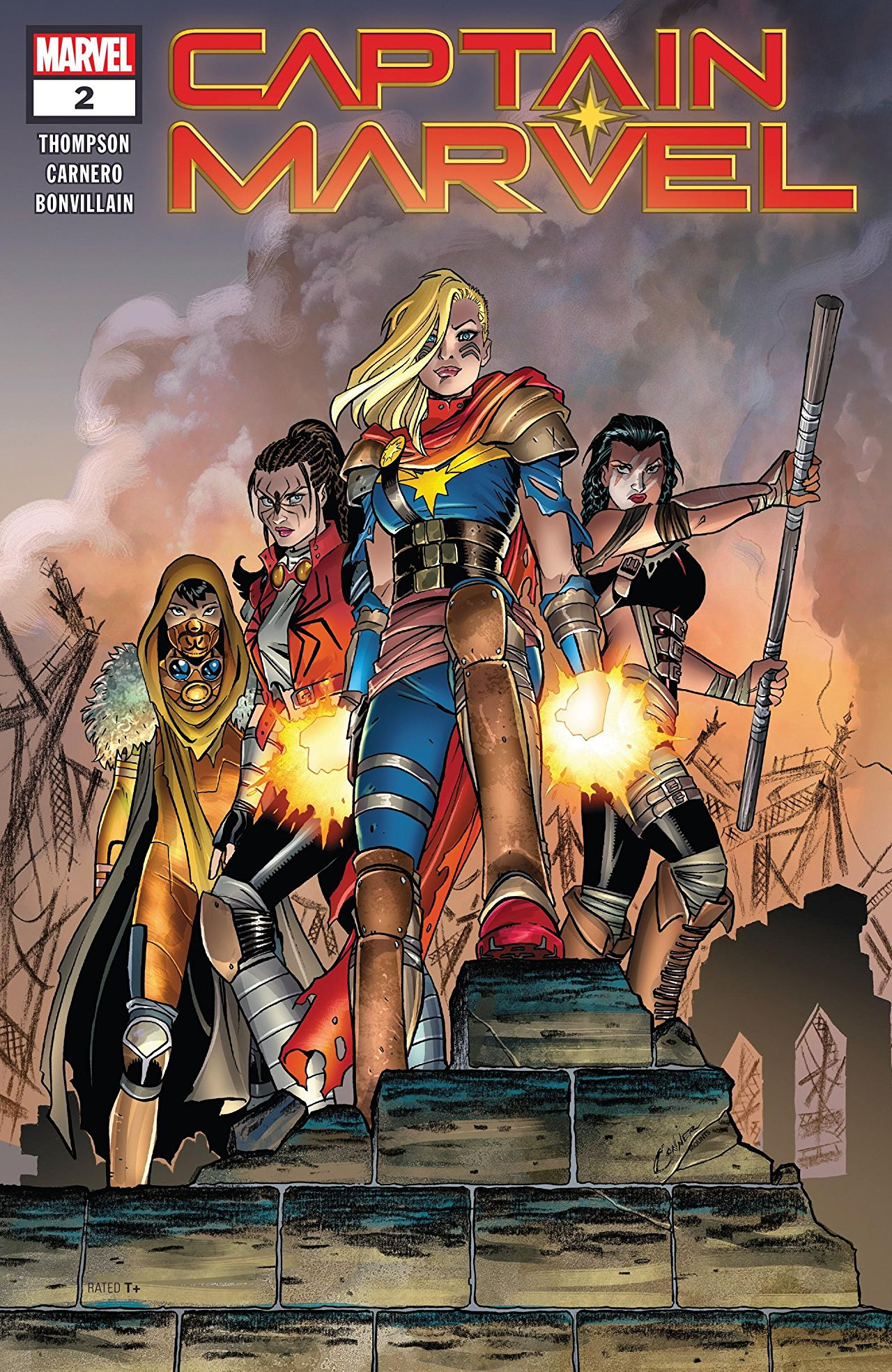 Captain Marvel Vol 10 2