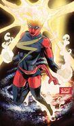 Carol Danvers (Earth-616) from Secret Avengers Vol 1 28 001