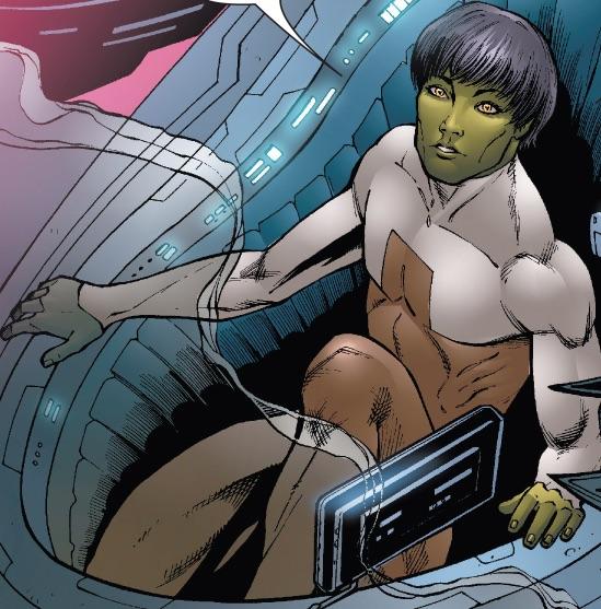 Cazon (Earth-616)