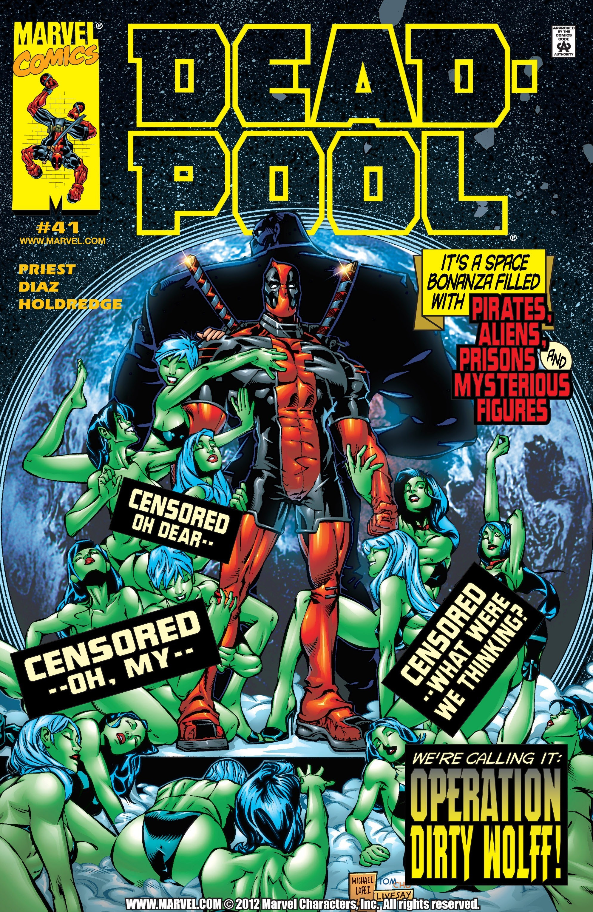 Deadpool Vol 3 41