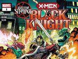Death of Doctor Strange: X-Men/Black Knight Vol 1 1