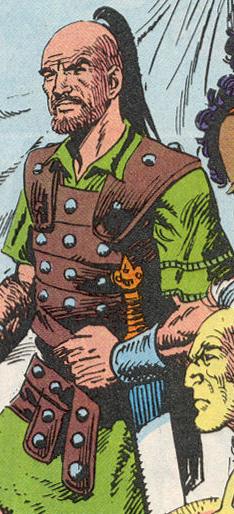 Drago (Earth-616)