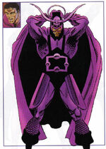 Dredmund Cromwell (Earth-616) from Official Handbook of the Marvel Universe Mystic Arcana The Book of Marvel Magic Vol 1 1 0001.jpg