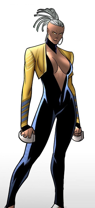 Elizabeth Rawson (Earth-616)