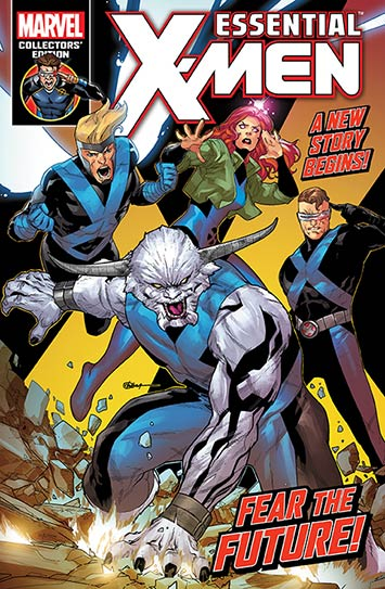 Essential X-Men Vol 5 21