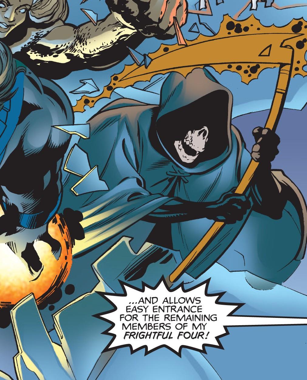 Hooded Haunt (Earth-98)