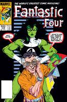 Fantastic Four Vol 1 275
