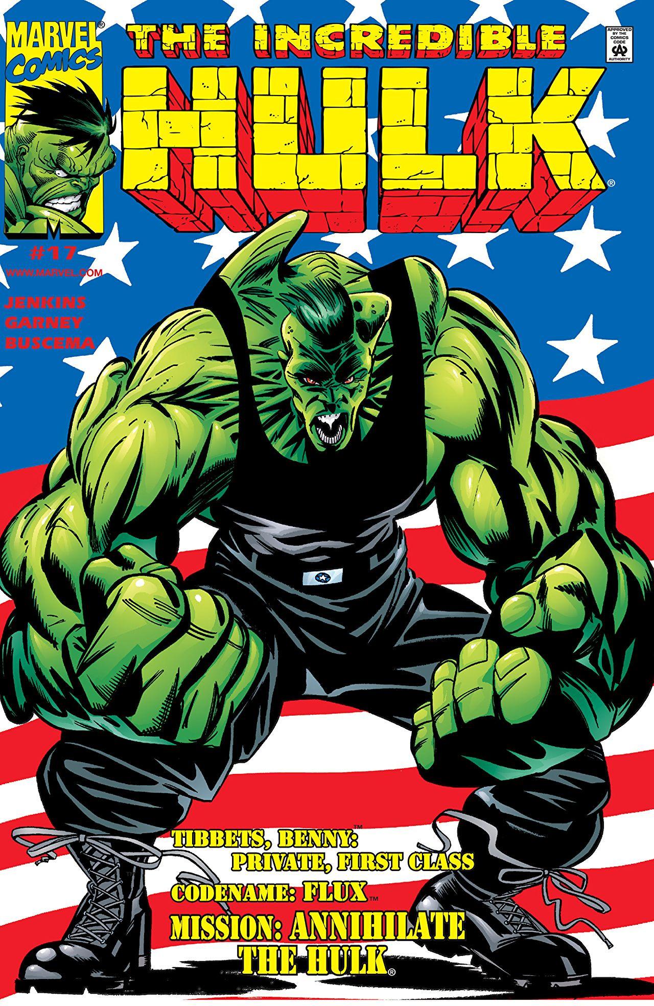 Incredible Hulk Vol 2 17
