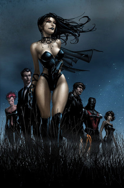 Inner Circle (Selene) (Earth-616)/Gallery