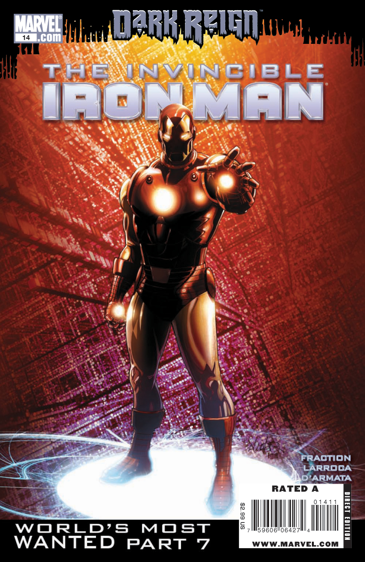 Invincible Iron Man Vol 2 14