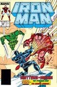 Iron Man Vol 1 229
