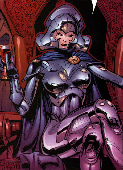 Lilandra Neramani (Earth-41001)