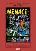 Marvel Masterworks Atlas Era Menace Vol 1 1