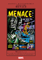 Marvel Masterworks Atlas Era Menace Vol 1 1