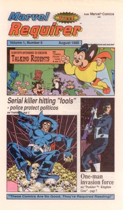 Marvel Requirer Vol 1 6