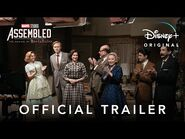 Marvel Studios' Assembled- The Making of WandaVision - Official Trailer - Disney+