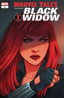 Marvel Tales Black Widow Vol 1 1