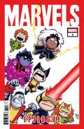 Marvels Epilogue Vol 1 1 Young Variant