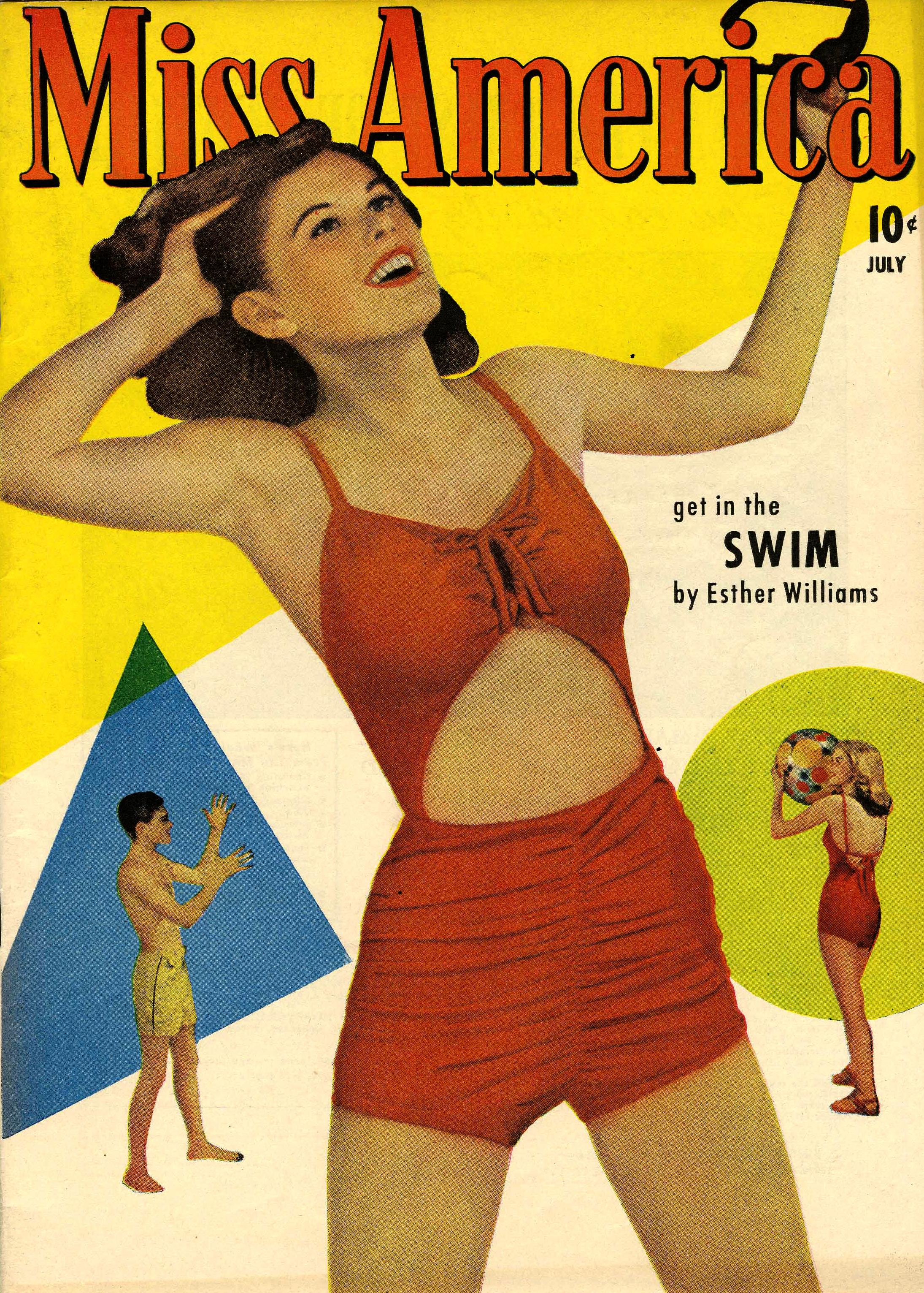Miss America Magazine Vol 6 3
