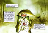 Oaken Altar from Mystic Arcana Black Knight Vol 1 1 001
