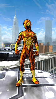 Peter Parker (Earth-TRN496) from Spider-Man Unlimited (video game) 001.png