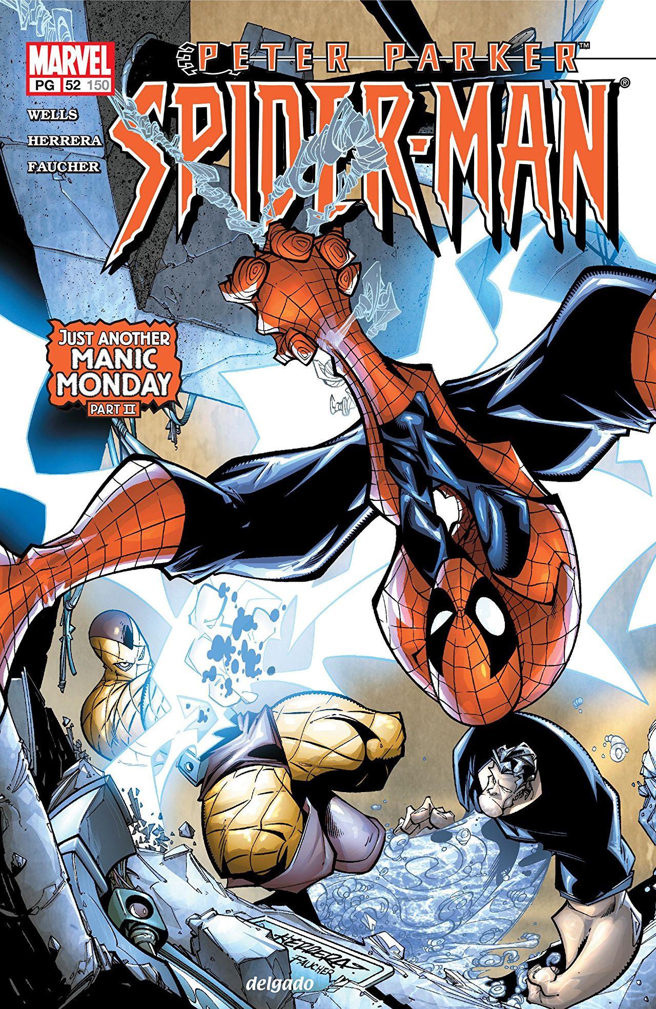Peter Parker: Spider-Man Vol 1 52