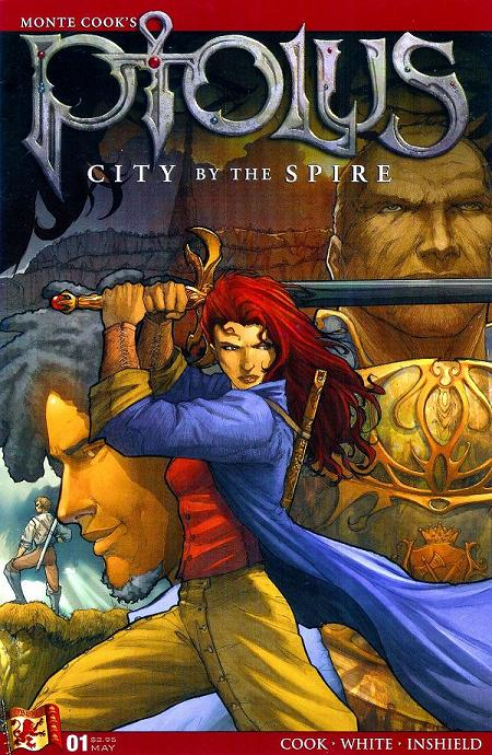Ptolus: City by the Spire Vol 1 1