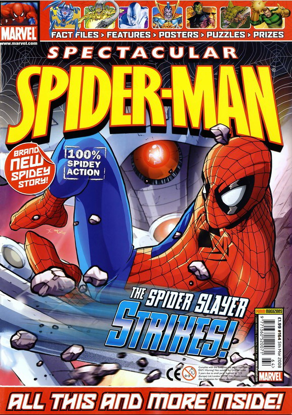 Spectacular Spider-Man (UK) Vol 1 164