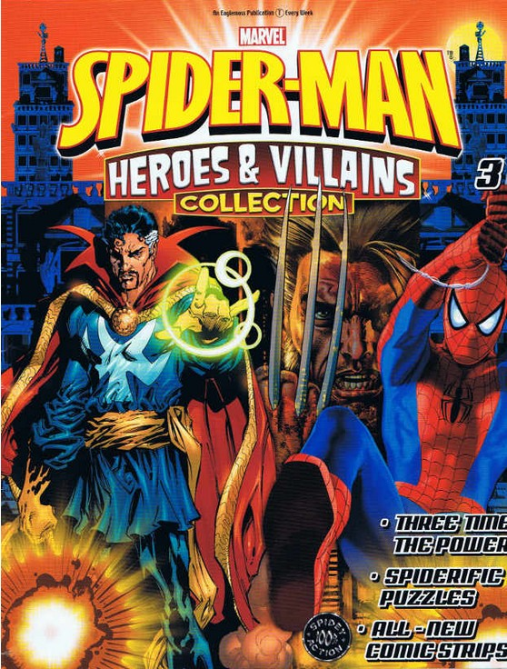 Spider-Man: Heroes & Villains Collection Vol 1 3