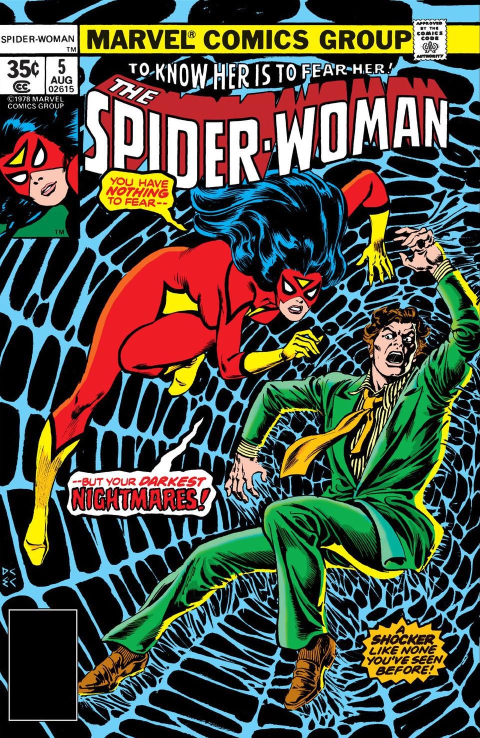Spider-Woman Vol 1 5