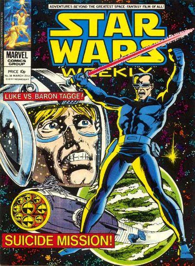 Star Wars Weekly (UK) Vol 1 56