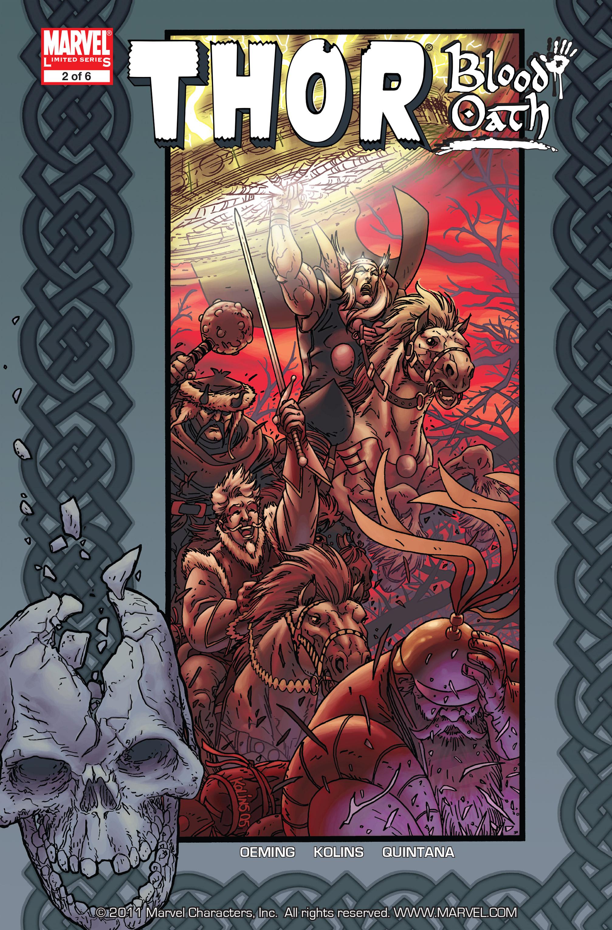 Thor: Blood Oath Vol 1 2