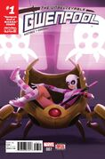 Unbelievable Gwenpool Vol 1 7