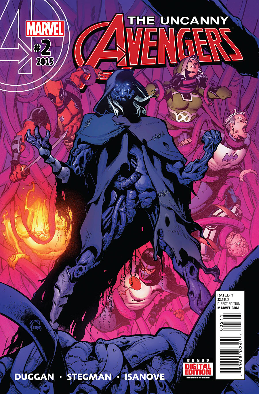 Uncanny Avengers Vol 3 2