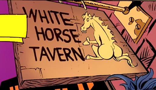 White Horse Tavern/Gallery