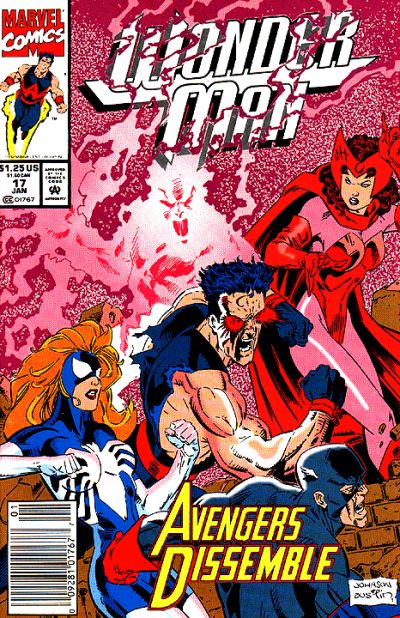 Wonder Man Vol 2 17