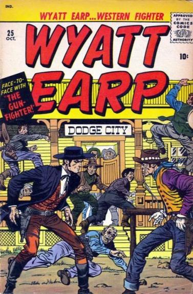 Wyatt Earp Vol 1 25